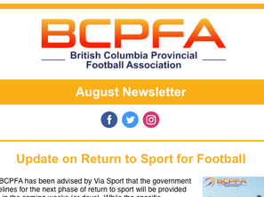BCPFA August Newsletter