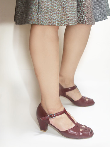 6cm-BELLAR Dark Red