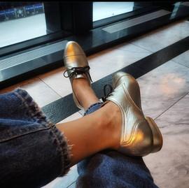 Finley Pale Gold