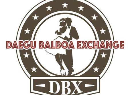 Going to Daegu Balboa Exchange