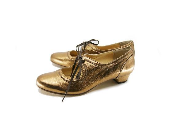 Anna(US9.5) 3cm- Galaxy Gold