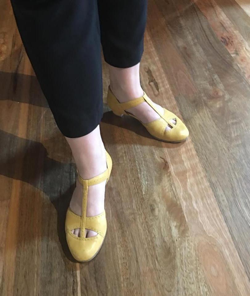 Co-Bellar Yellow Mustard