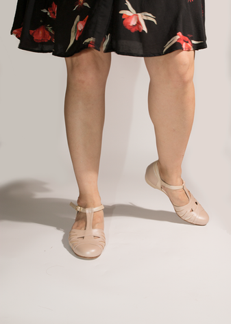 Empress, Beige Pearl(Y), 3cm heels