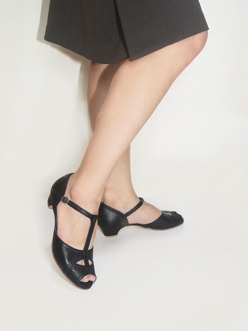 Bellar Black 3cm 2