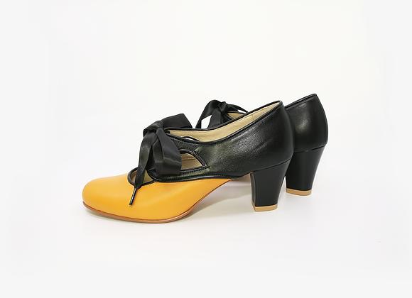 Greta II - Yellow