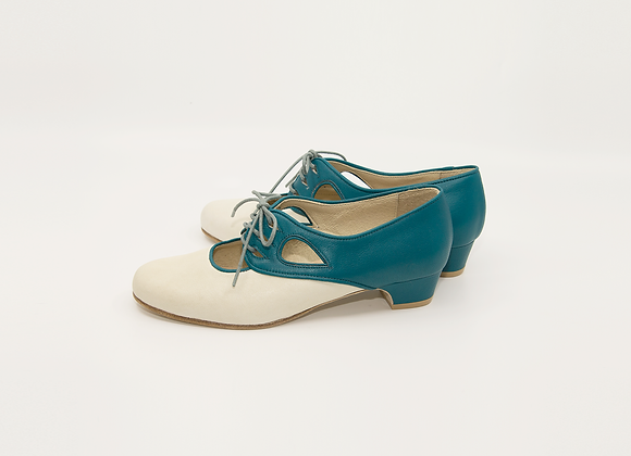 Greta II - custom (teal blue)