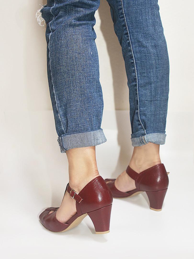 Bellar Dark Red 6cm 2