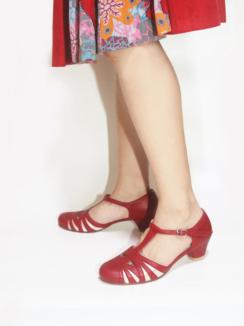 Empress Red 4cm