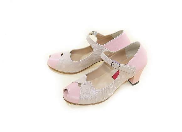 LIZ - Pale Pink/ Pastel Pink(CUS)