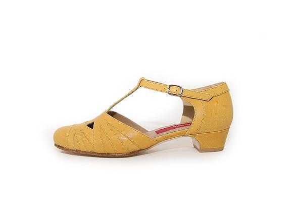 Empress - Mustard Yellow