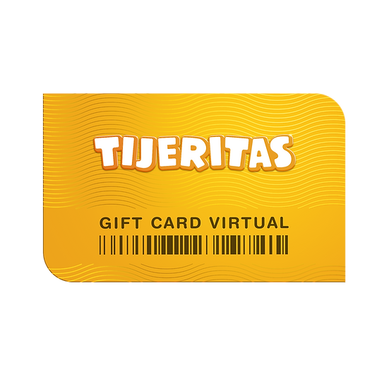 Gift Card Virtual