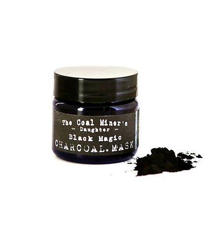 Black Magic Charcoal Mask & Tooth Whitening