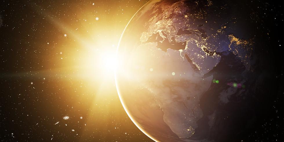 Solstice (re)Calibration & Celebration of the Golden Light