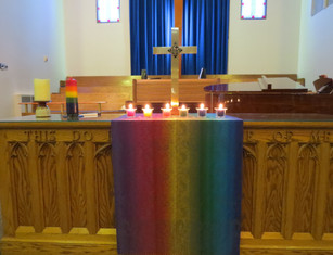 St. James is an Affirming Ministry