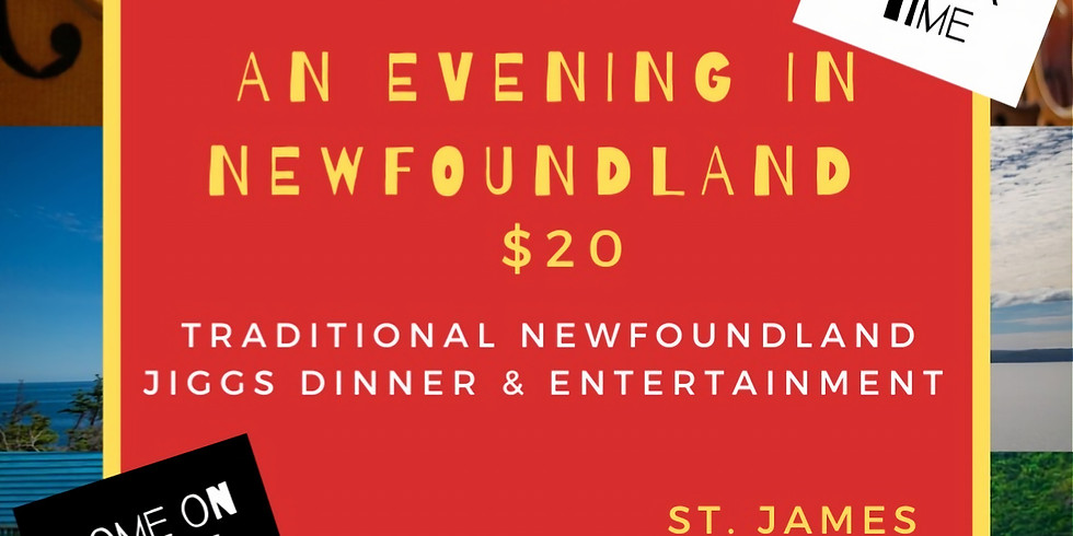 An Evening in Newfoundland - SOLD OUT!