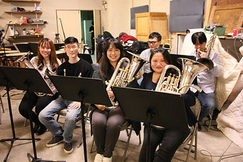 Baritone,Euphonium Section