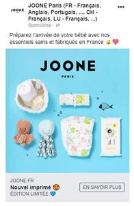 produits pour bébés