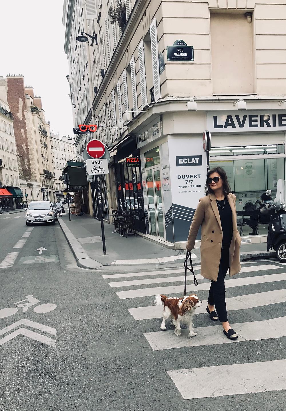 Paris 7eme, un dimanche