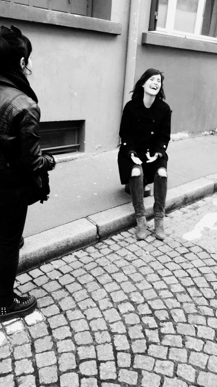 Carole Llewellyn par Melania Avantazo