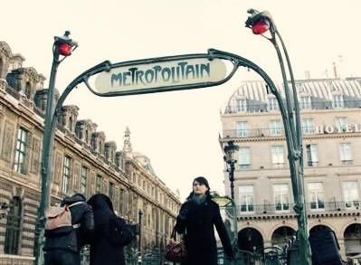 Paris, with love