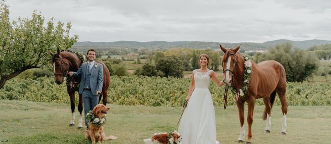 Retro Mariage : la Réception et la Soirée