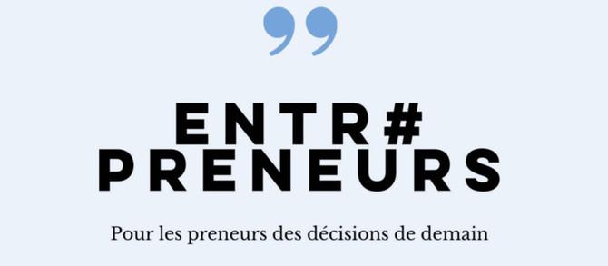 Trois Semaines d'Entrepreuneuriat avec Vous