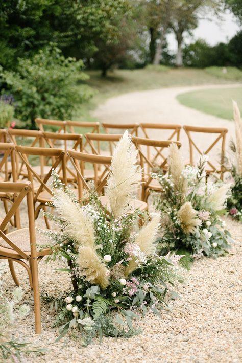 allée cérémonie mariage