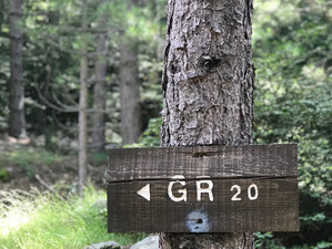 Mon Expérience sur le GR20