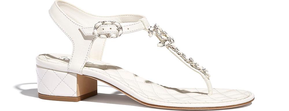 sandales talons
