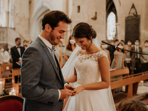 Retro Mariage : La Cérémonie Religieuse