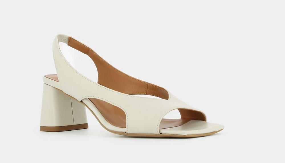 sandale ajourée