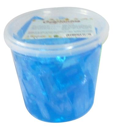 Gel Plantas - Cubos -Azul