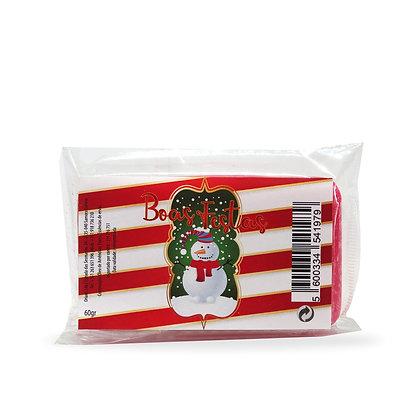 Sabonete de Natal - Boneco de Neve