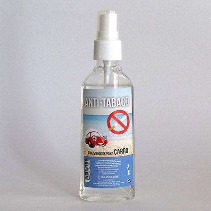 Spray Ambientador para carro - Anti-tabaco