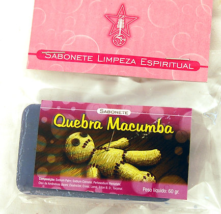 Sabonete Quebra Macumba