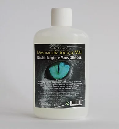 Sabonete Liquido Desmancha todo o mal