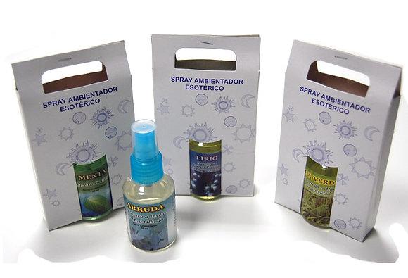 Spray Ambientador Esotérico