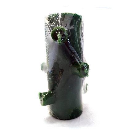 Velão 7 Mechas Verde