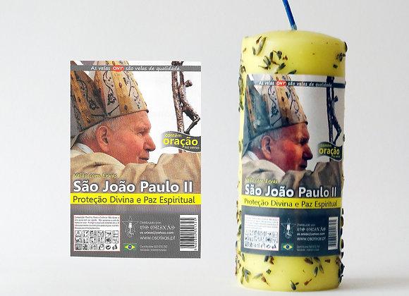 Velão Ervas S. João Paulo II