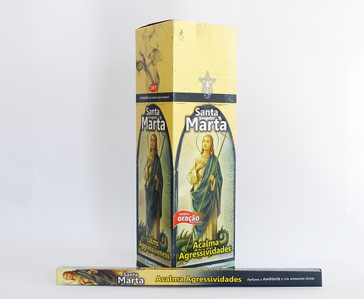 Incenso Santa Marta