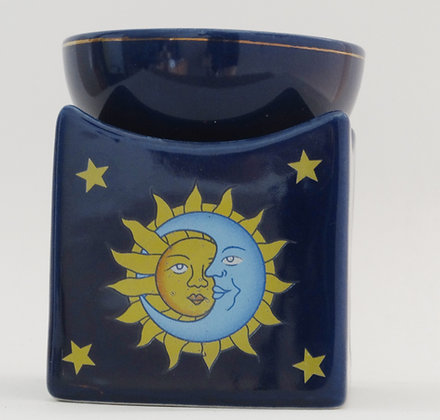 Queimador Sol e Lua - Cubo