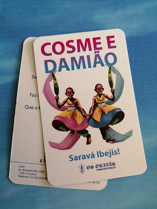 Pagela Cosme e Damião