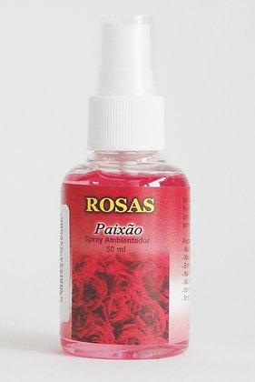 Spray Ambientador Rosas