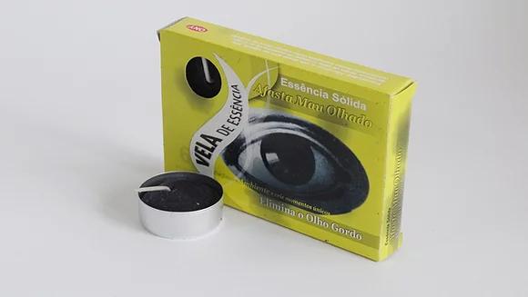 Velas Tealight Aroma - Afasta Mau Olhado
