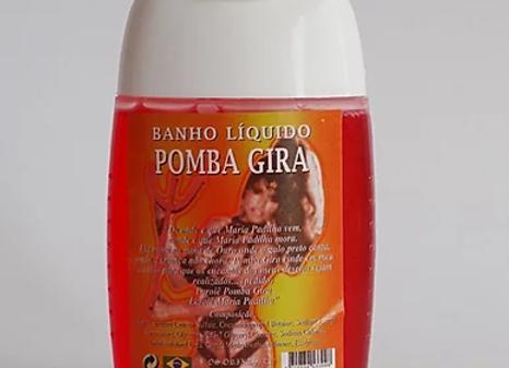 Sabonete Liquido Pomba Gira