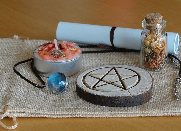 Kit Ritual Wicca - Paz