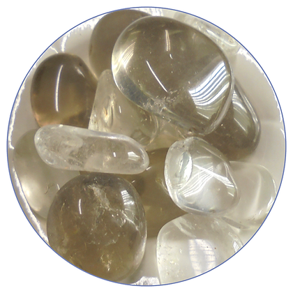 Cristal Rutilado