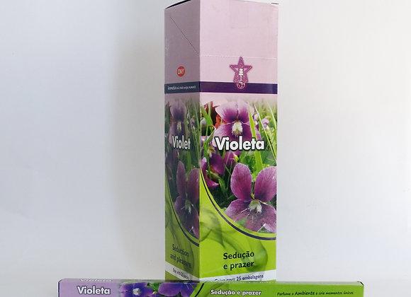 Incenso Violeta