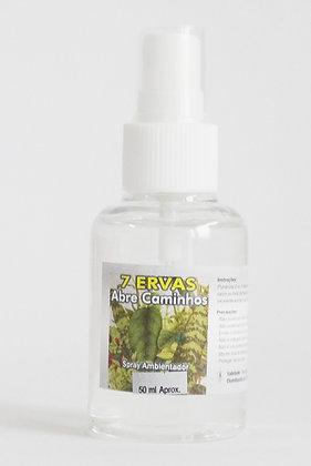 Spray Ambientador Abre Caminhos