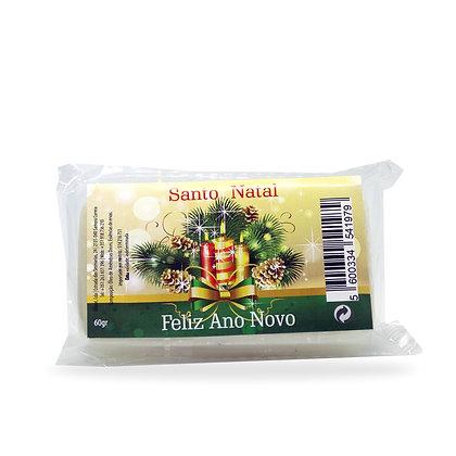 Sabonete de Natal - Dourado
